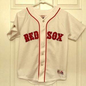 Boston Red Sox Jersey M